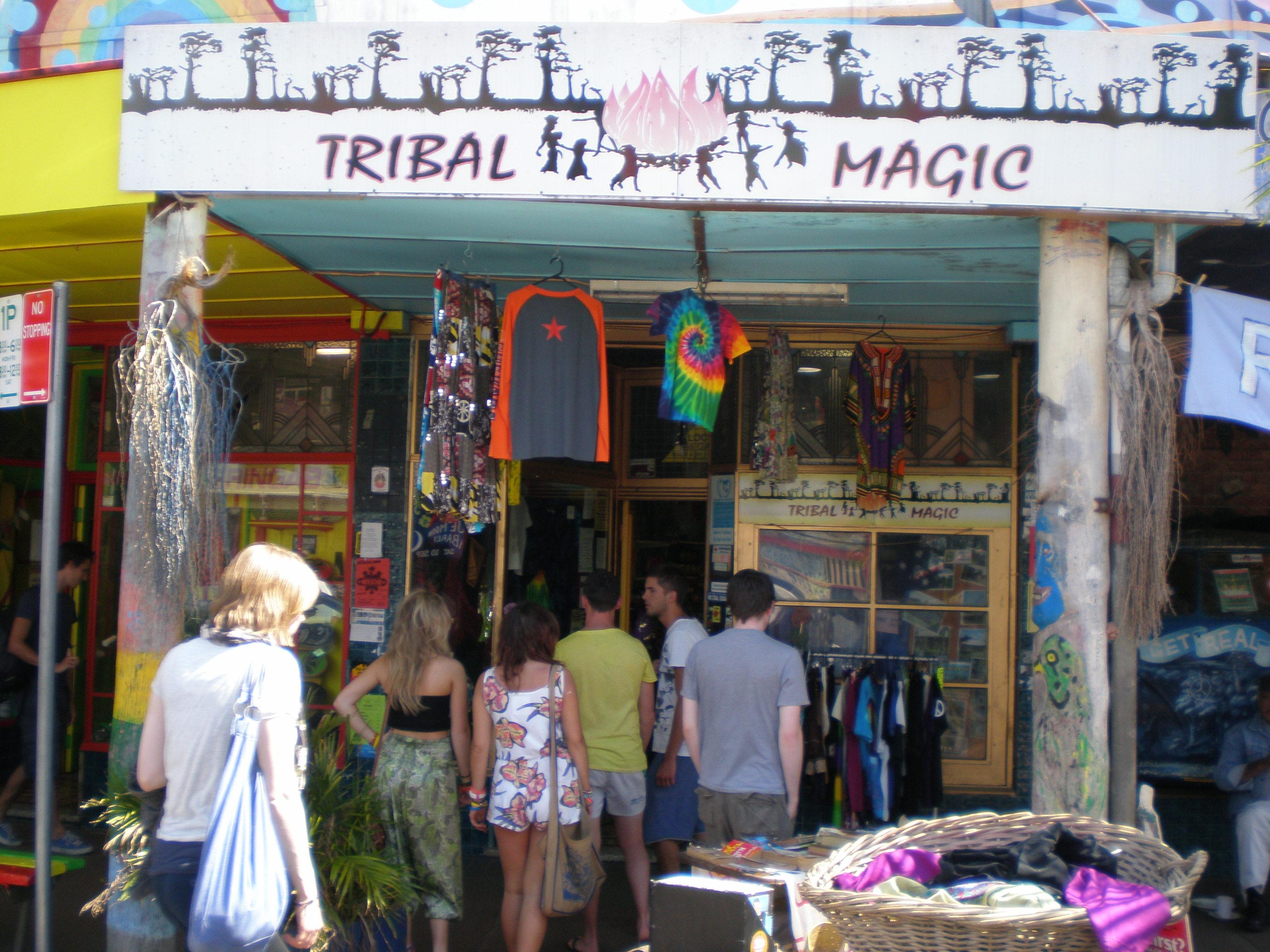 Tribal magic Nimbi
