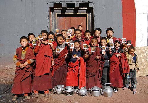 china-redchildren