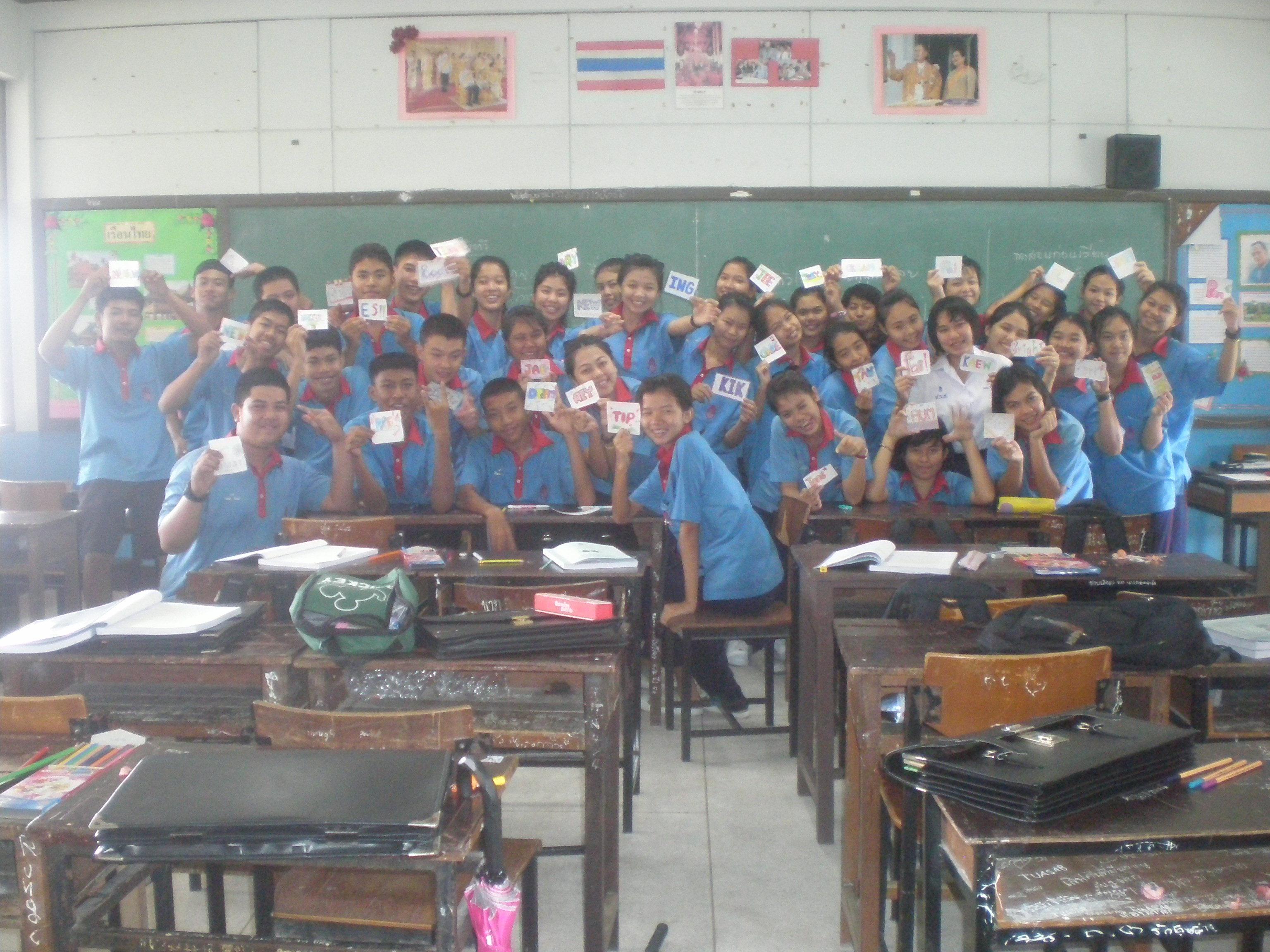 School Thailand